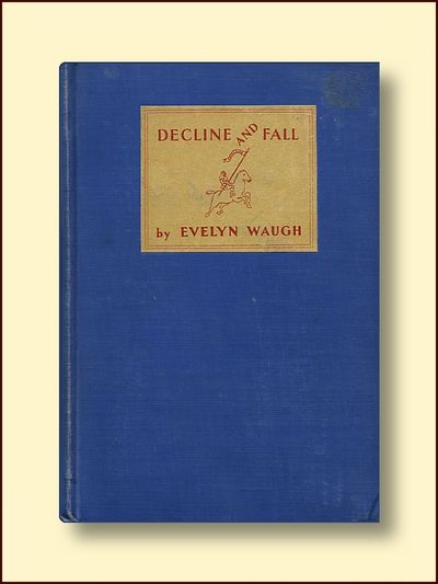 Decline and Fall: An Illustrated Novelette, Waugh, Evelyn