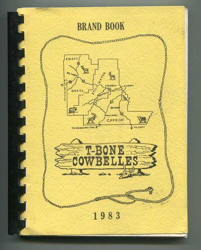 Brand Book, 1983, T-Bone Cowbelles