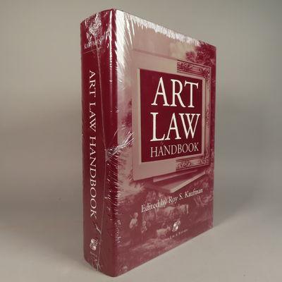 Image for Art Law Handbook