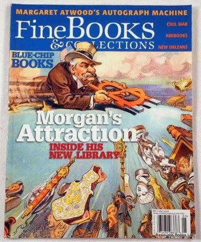 Fine Books & Collections.  May/June 2006.  No. 21 (Vol. 4, No. 3), Fine Books & Collections Magazine