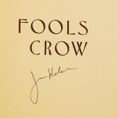 Fools Crow, Welch, James