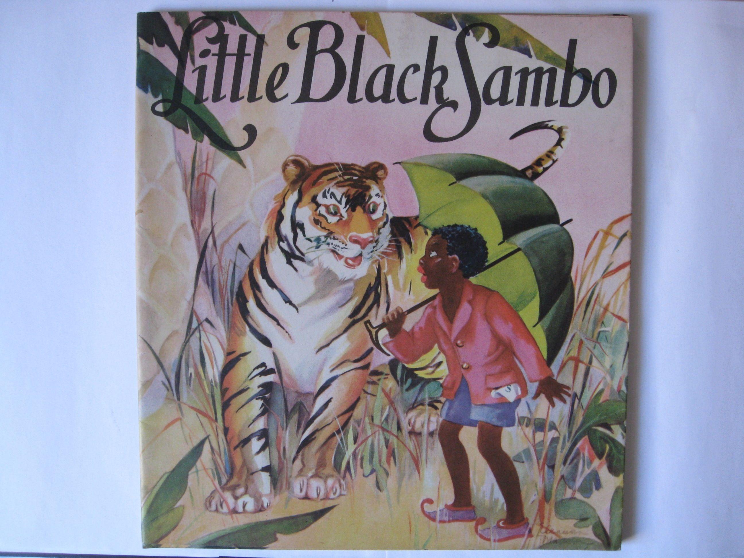 Little Black Sambo By Helen Bannerman - Used Books ...