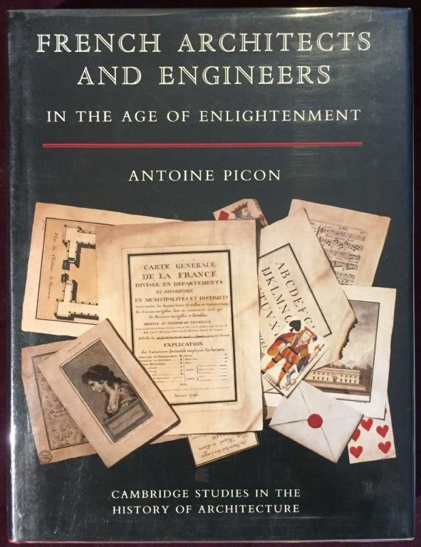 Image for French Architects and Engineers in the Age of Enlightenment. Translated by Martin Thom.