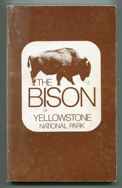 The Bison of Yellowtone National Park, Meagher, Margaret Mary