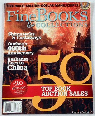 Fine Books & Collections.  March/April 2008.  No. 32 (Vol. 6, No. 2), Fine Books & Collections Magazine