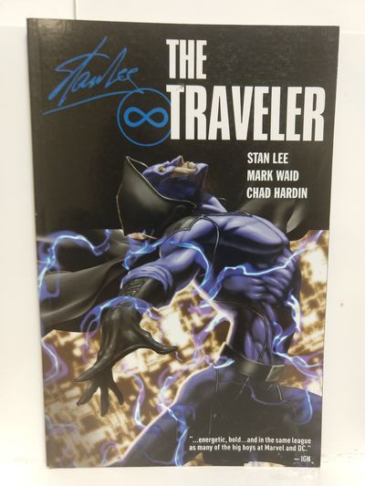 Image for The Traveler Vol. 1