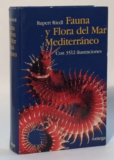Fauna y Flora del Mar Mediterráneo, Riedl, Rupert
