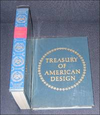 Treasury of American Design Volumes 1 and 2 by Clarence P. Hornung - 1950 - from Bixley Heath (formerly New Day Booksellers) and Biblio.com