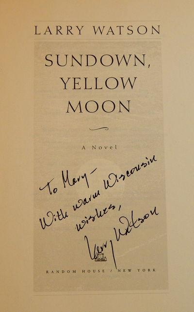 Sundown, Yellow Moon, Watson, Larry