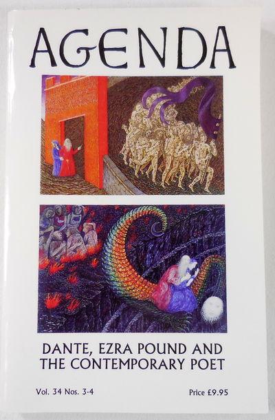 Image for Agenda: Dante, Ezra Pound and the Contemporary Poet. Volume 34, No. 3-4, Autumn-Winter 1996/97