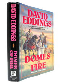 Domes of Fire (Book One of the Tamuli), Eddings, David