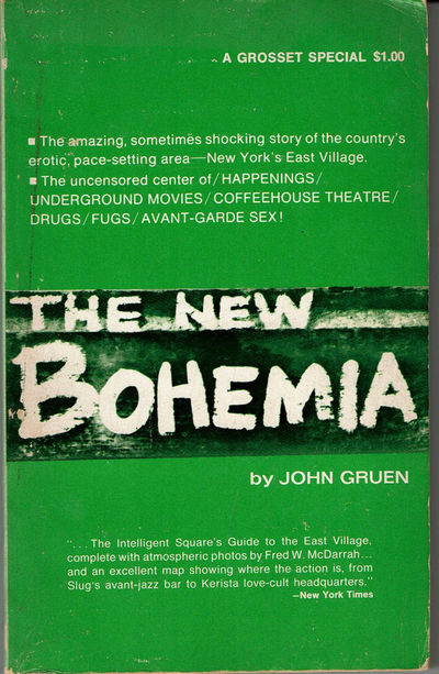 Image for THE NEW BOHEMIA: The Combine Generation.
