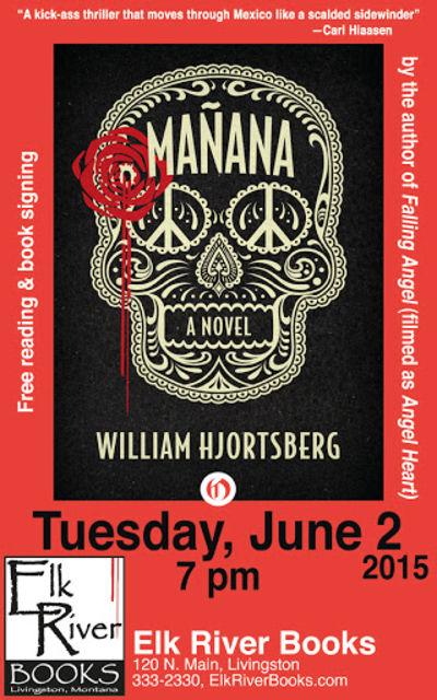 "William Hjortsberg ""Manana"" Poster, 02 June 2015, Hjortsberg, William"