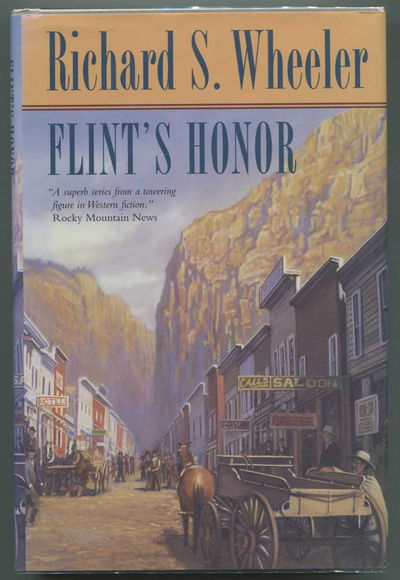 Flint's Honor: D (Sam Flint Novels), Wheeler, Richard S.