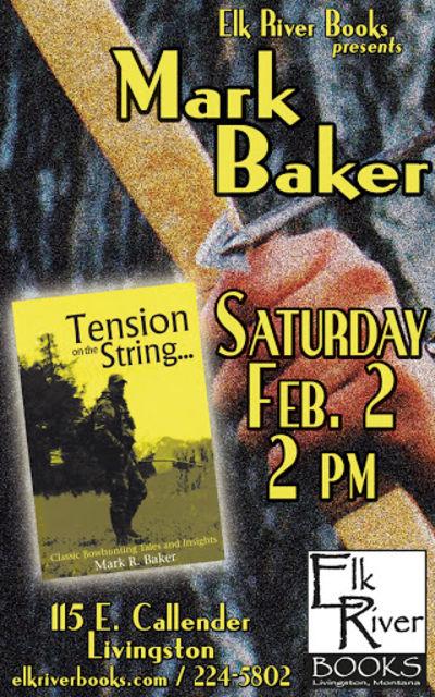 Mark Baker Poster, 02 February 2013, Baker, Mark