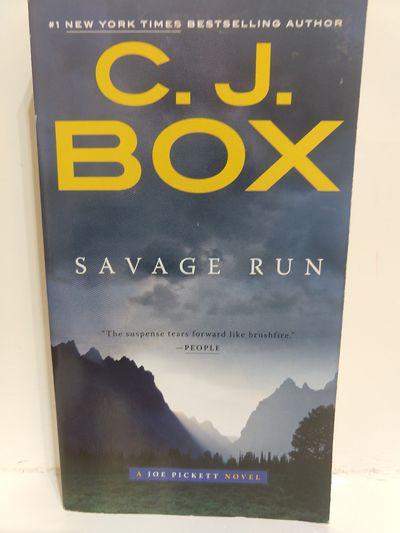 Image for Savage Run (A Joe Pickett Novel)