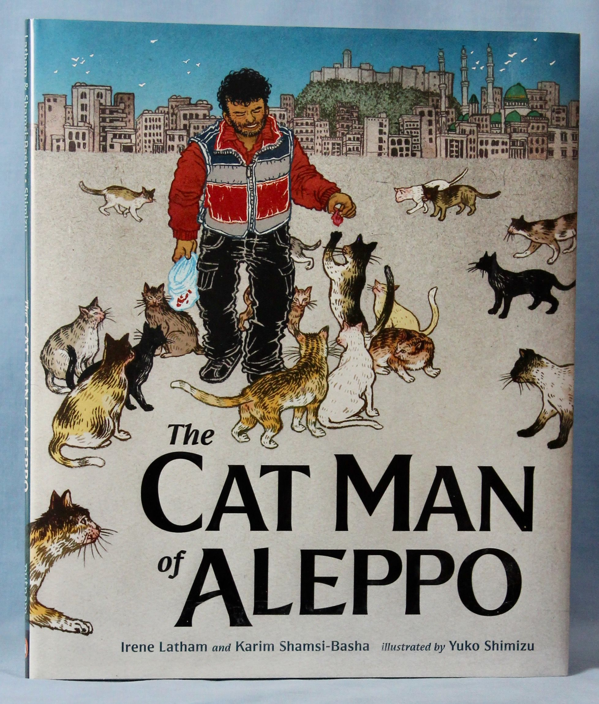 Image for The Cat Man of Aleppo (Signed X2)