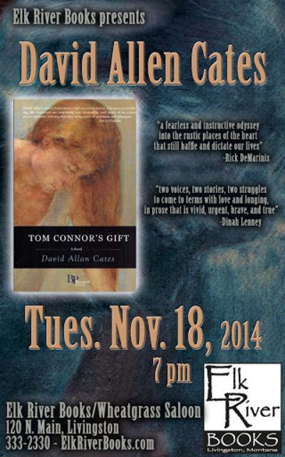 David Allen Cates Poster, 18 November 2014, Cates, David Allen