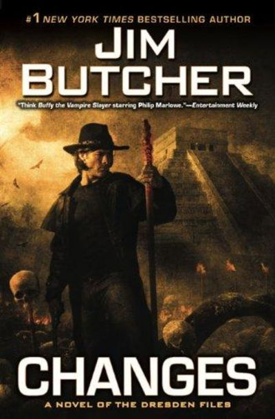Image for Changes (Dresden Files, Book 12)