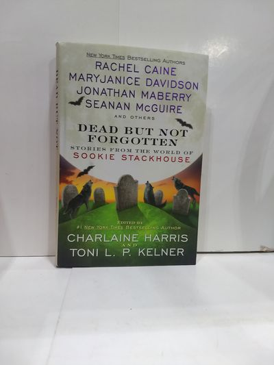 Image for Dead But Not Forgotten: Stories From The World Of Sookie Stackhouse
