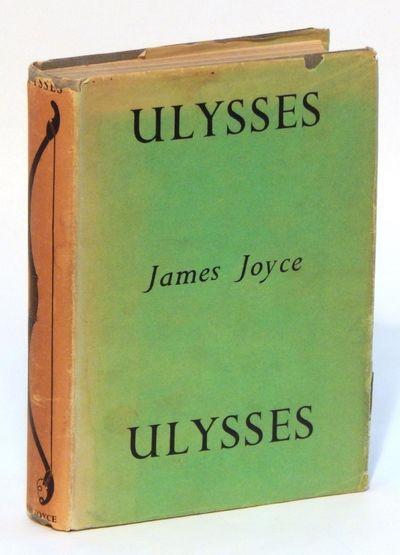 Ulysses, Joyce, James