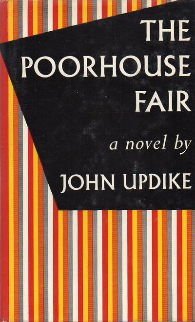 an analysis of the topic of john updikes rabbit John updike's rabbit, run john updike: the author was born in shillington, pennsylvania, in 1932, and he later attended harvard university and also the ruskin school of drawing and fine arts, located in oxford, england.