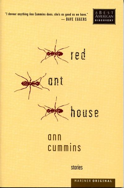 Red Ant House : Stories, Signed First Edition