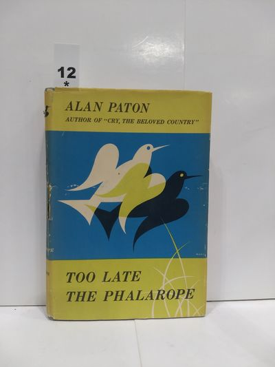 Image for Too Late the Phalarope