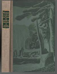 walden or life in the woods by henry david thoreau aldren. Black Bedroom Furniture Sets. Home Design Ideas
