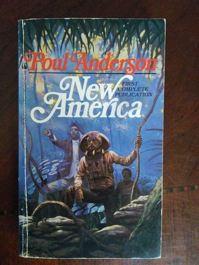 Image for New America