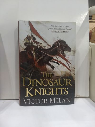 Image for The Dinosaur Knights (the Dinosaur Lords)