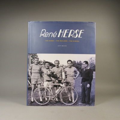 Image for Rene Herse The bikes, the builder, the riders