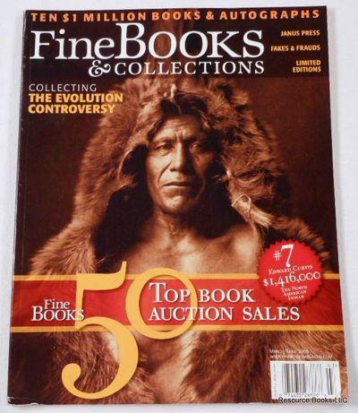 Fine Books & Collections.  March/April 2006.  No. 20 (Vol. 4, No. 2), Fine Books & Collections Magazine