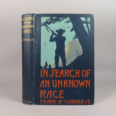 Image for In Search of an Unknown Race