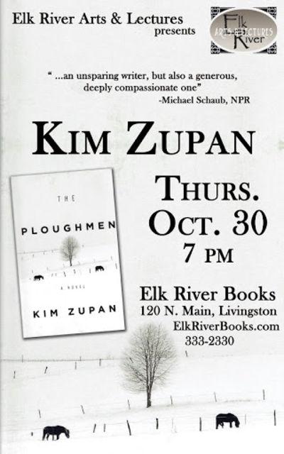 Kim Zupan Poster, 30 October 2014, Zupan, Kim