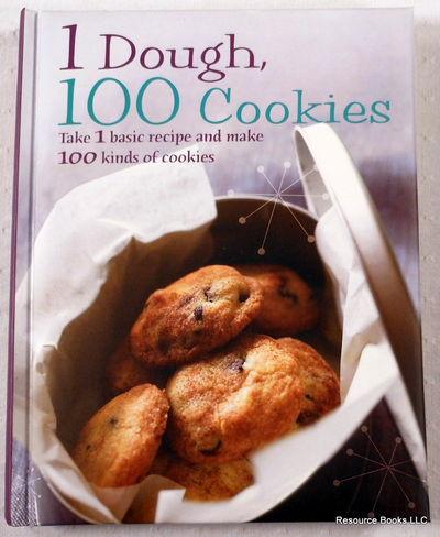 1 Dough, 100 Cookies, Doeser, Linda