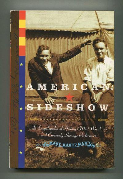 American Sideshow, Hartzman, Marc