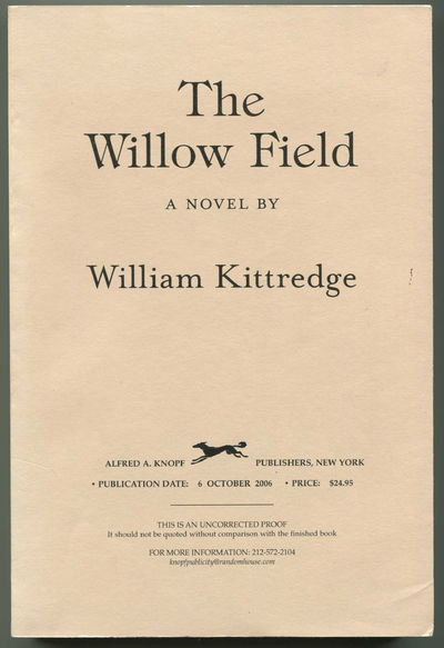 The Willow Field, Kittredge, William