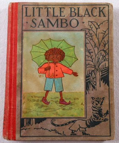 The Story of Little Black Sambo.  Altemus' Wee Books for Wee Folks, Bannerman, Helen