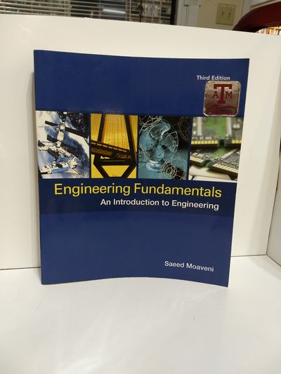 Image for Engineering Fundamentals: An Introduction To Engineering
