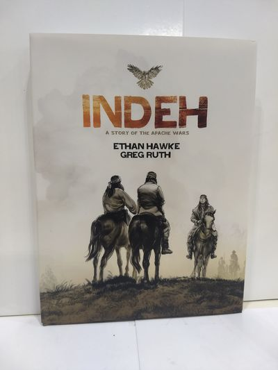 Image for Indeh (Signed Edition) : a Story of the Apache Wars
