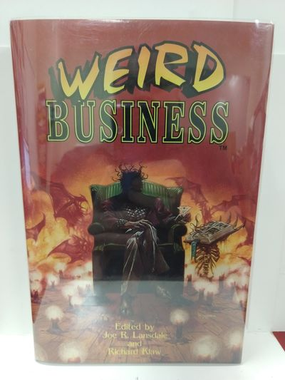 Image for Weird Business