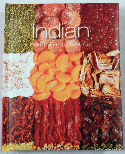 Indian: A Collection of Over 100 Essential Recipes, Parragon Publishing
