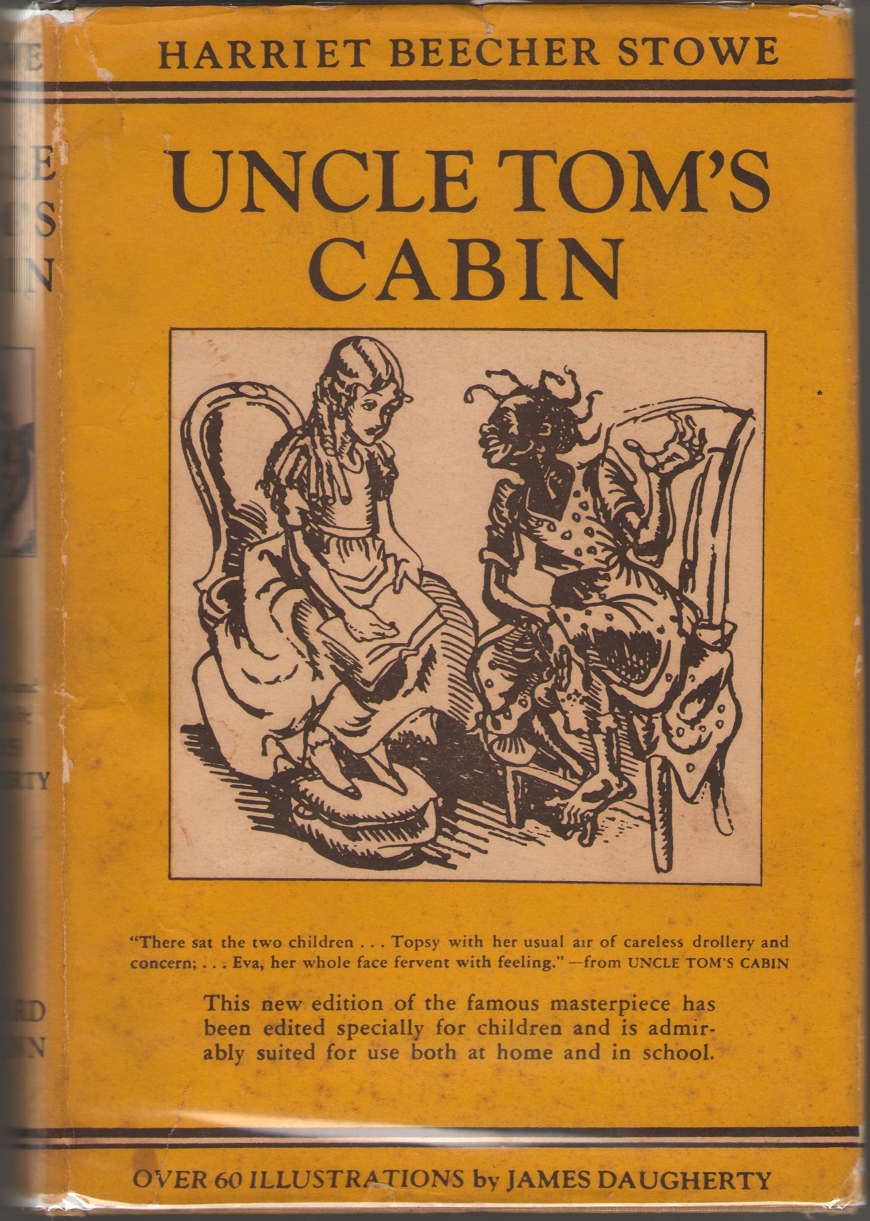 a summary of harriet beecher stowes uncle toms cabin The paperback of the uncle tom's cabin (barnes & noble classics series) by harriet beecher stowe at barnes & noble free shipping on $25 or more.