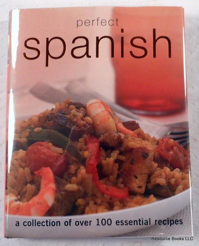 Perfect Spanish, Parragon Publishing