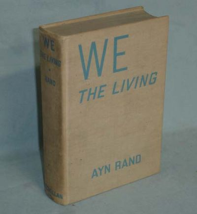 collectible copy of We the Living