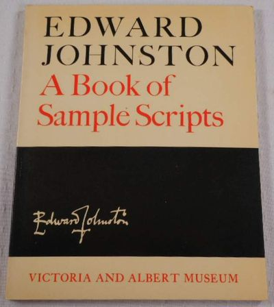 A Book of Sample Scripts, Edward Johnson