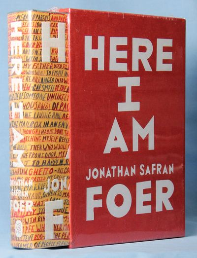 Here I Am (Signed), Foer, Jonathan Safran