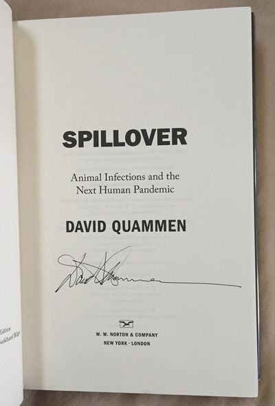 Image for Spillover Animal Infections and the Next Human Pandemic