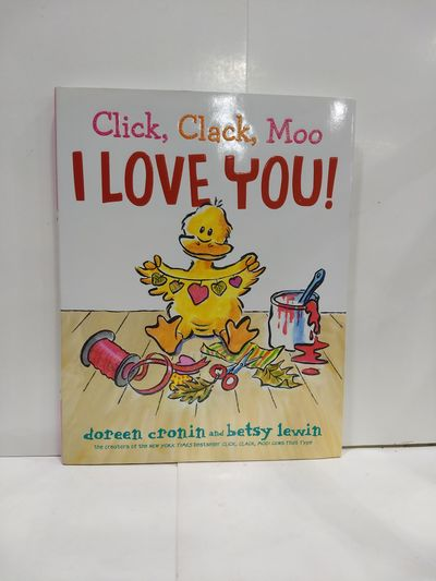 Image for Click, Clack, Moo I Love You!